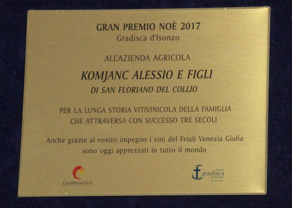 Gran Premio Noè a Gradisca di Isonzo