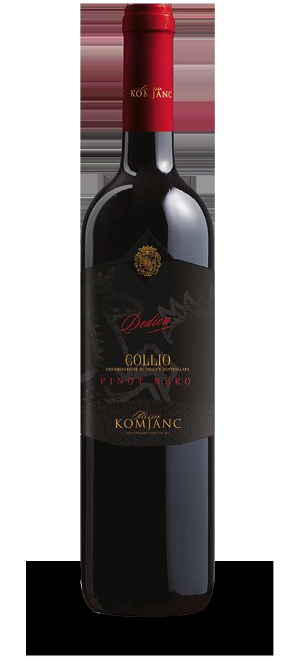 Pinot Nero Doc Collio Dedica - Komjanc Alessio
