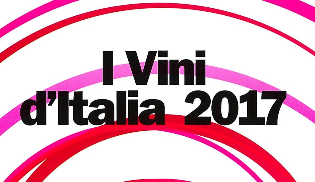 Guida Vini d'Italia 2017